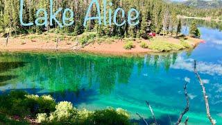 Lake Alice Wyoming