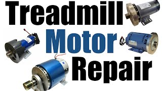 Treadmill Motor Repair