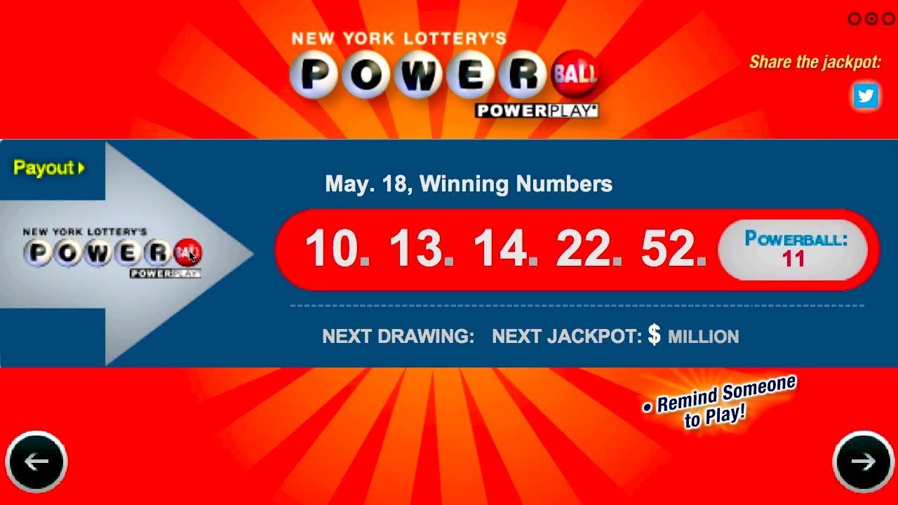 Powerball 3 Numbers Plus Powerball