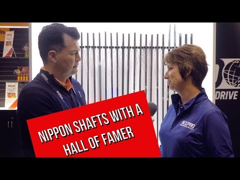 Nippon Shafts with Karrie Webb