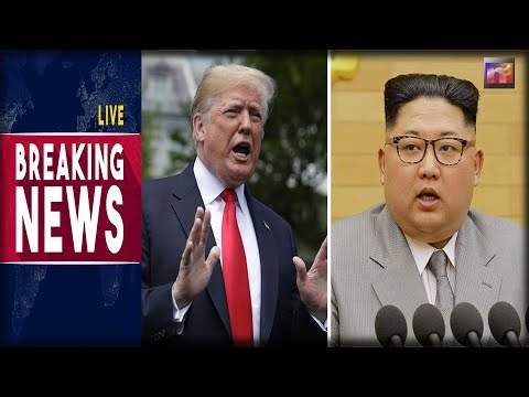 BREAKING: Trump Just Turned to the Camera and Gave the BAD NEWS To 'Rocketman' - He Had His Chance!