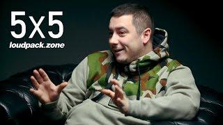 Loudpack Zone 5x5: Stefan THCF