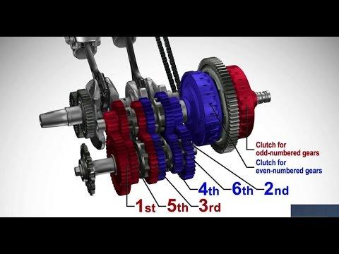 VLOG : Impresi dan Penjelasan DCT Dual Clutch Transmission pada Honda NM4 Vultus