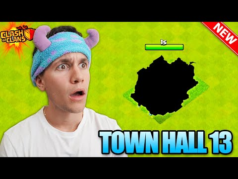TOWN HALL 13 + A NEW HERO REVEALED! (Clash Of Clans)