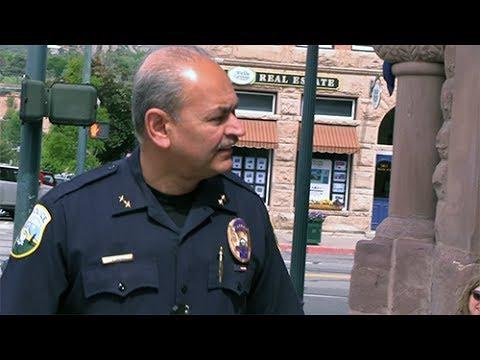 Meet Durango's New Police Chief