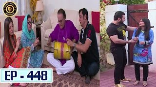 Bulbulay Ep 448 - Nabeel - Ayesha Omer ARY Digital Top Pakistani Dramas