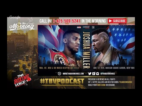🇺🇸 🇬🇧 Anthony Joshua set to Make U.S. Debut😱 VS Jarrell Miller @ MSG💯🙌🏿 Mp3