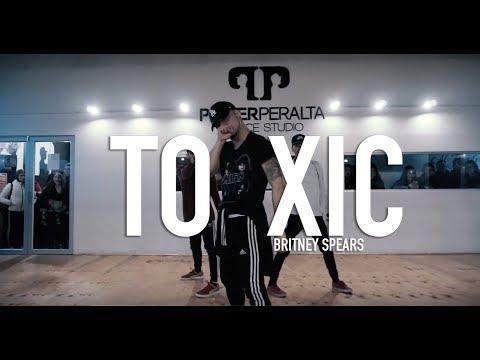 BRITNEY SPEARS    TOXIC (REMIX)     Coreografía Seba Carreño    Power Peralta Dance Studio