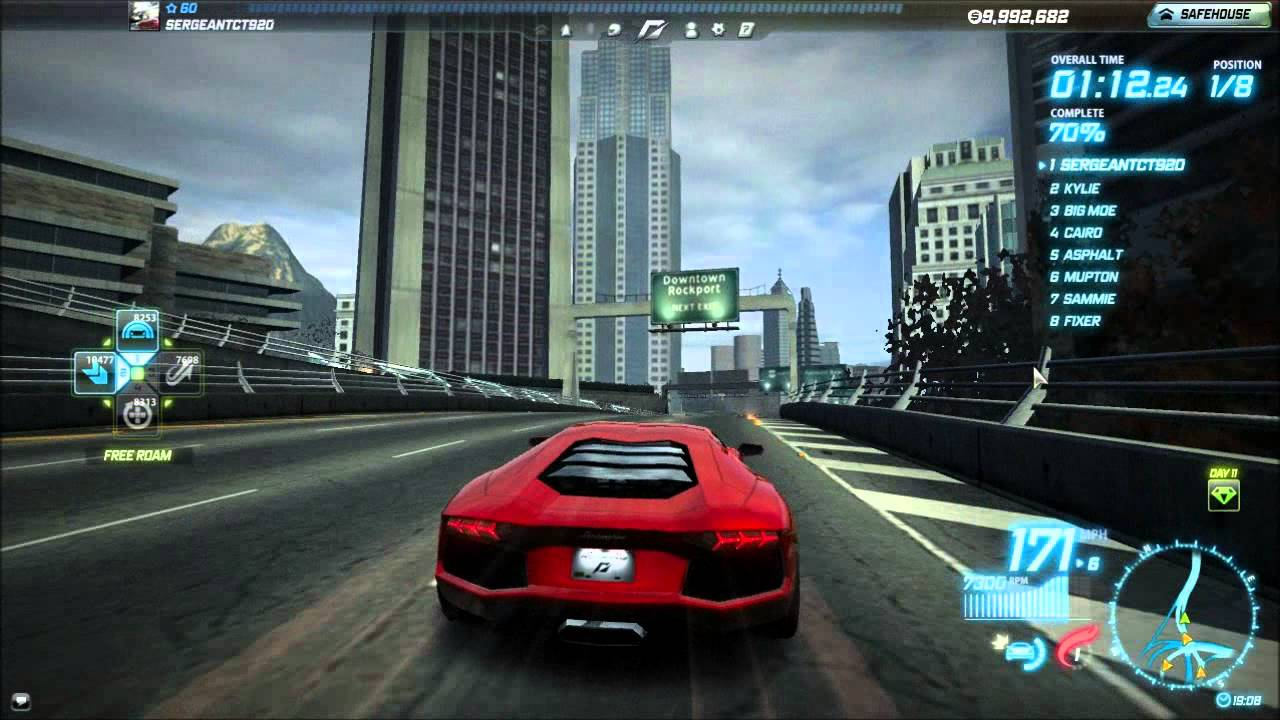nfs world lamborghini aventador lp 700 youtube. Black Bedroom Furniture Sets. Home Design Ideas
