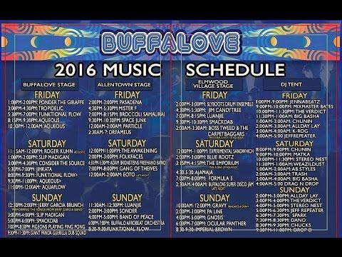 Buffalove Music Festival  - Day 1