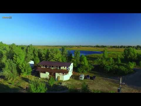 Рыболовно-охотничья база Восход на реке Ахтуба