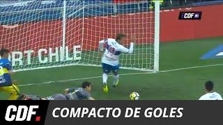 Universidad Católica 2 - 1 Everton | Torneo Scotiabank 2018 Fecha 18 | CDF