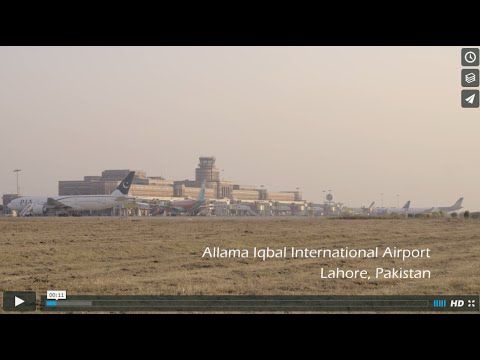 WEATHER PROOFING LAHORE AIRPORT IN RECORD TIME