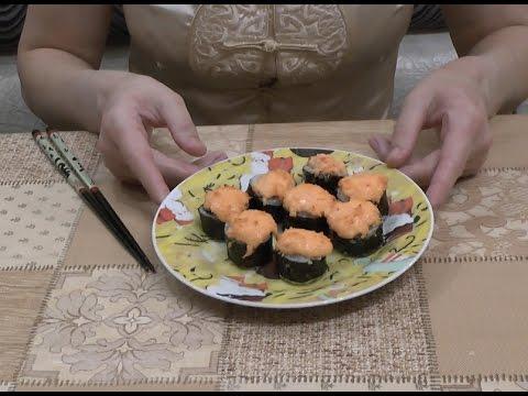 Суши роллы своими руками рецепты с фото