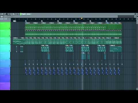 The Second Coming by Juel Santana & Just Blaze Remake with FL Studio