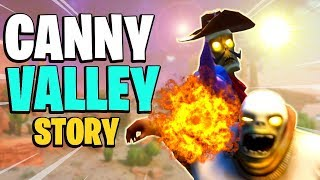EPIC MADE THIS AWESOME!!! Canny Valley Story Mission | Fortnite Save the World PvE | Patch 5.1