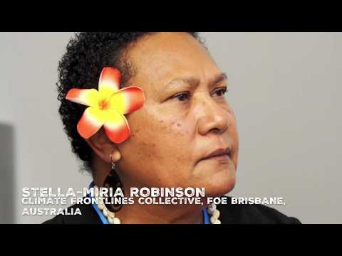 Voices from COP23 - Climate Impacted Peoples of the Pacific