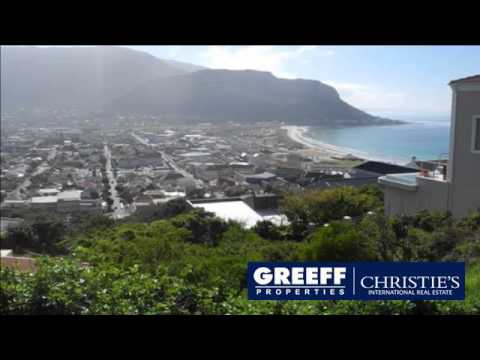 Vacant Land For Sale in Fish Hoek, Cape Town, South Africa for ZAR 925,000...