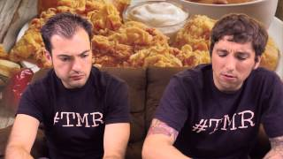 Popeyes Smoky Garlic Chile Chicken - The Two Minute Reviews - Ep. 566 #tmr