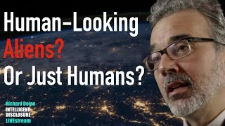 Human Looking Aliens, or Just Humans?