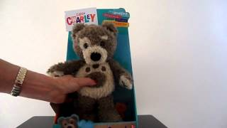 Little Charley Bear with Fun Sounds Talking Soft Plush Toy
