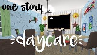 [BLOXBURG] One Story Daycare (Speedbuild)