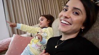 RUTINA real 24 HORAS con DOS BEBÉS!! Organización, limpieza, comidas  | Familia Coquetes