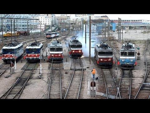 Fermeture du dépôt de locomotives de Paris la Villette