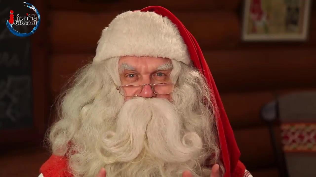 Tortora: INFORMAGIOVANI e Babbo Natale