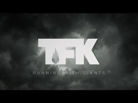 Thousand Foot Krutch - Running With Giants (Lyric Video)