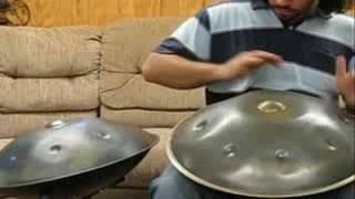 """Fanfare"" - Hang Drum Solo by Dante Bucci"