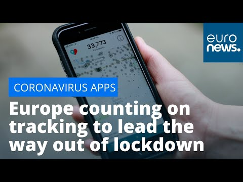 Test and trace: Europe counting on tracking apps to lead the way out of lockdown