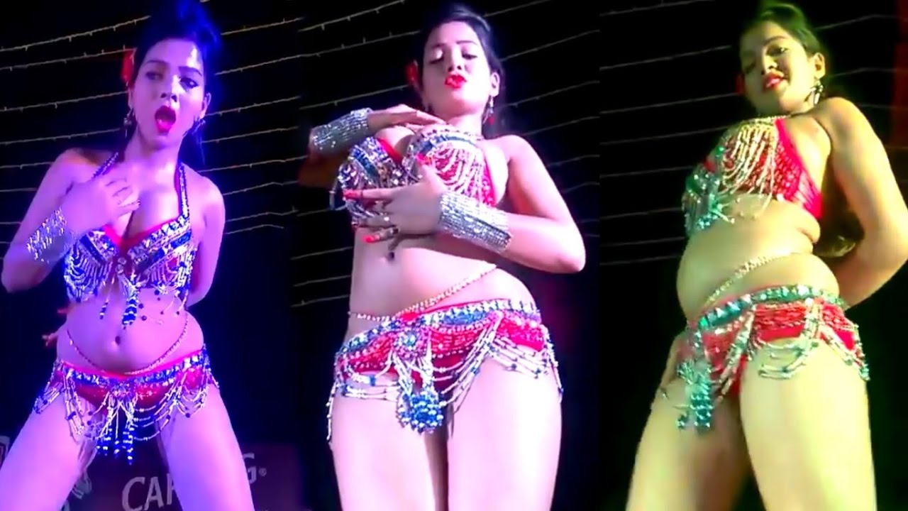 Hot Stage Dance  Laila Mai Laila  Nude Dance  Deshi -4464