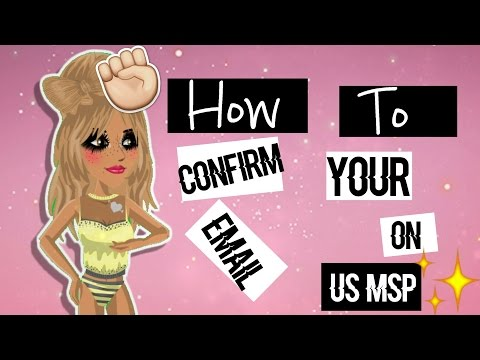 ♥HOW TO GET ON USA MSP AND CONFIRM YOUR EMAIL! (UPDATED) / MsCakehLovex /♥