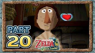 The Legend of Zelda: Spirit Tracks - Part 20 - All Aboard!
