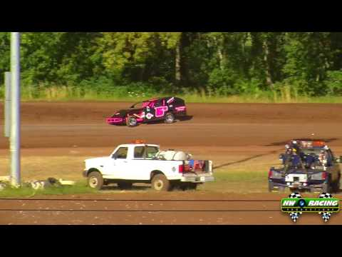 7 22 16 IMCA Modifieds Qualifying Cottage Grove Speedway CGS Mod Nationals