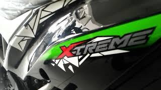 Striping Terbaru EXTREME || KLX 150 BF SE XT 2019 #kawasaki #klx150 #klx150bf #klx150bfsext
