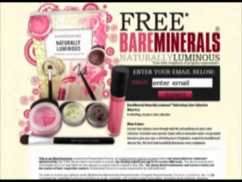 COUPON CODE FOR BARE MINERALS