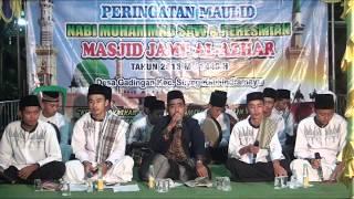 Ahmad Ya Habibi Annabi Sholu 39 alaih Asy syifa Hadroh Indramayu Ozie AFR