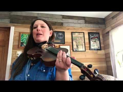 Old Joe Clark | Practice Video | The American Fiddle Method Vol 2 By Brian Wicklund