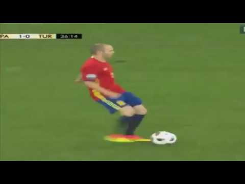 Spain vs Turkey 3 0 EURO 2016 All Goals & Full Highlights