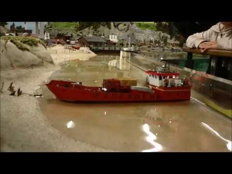 Nordostseewoche 2014  Vol 2- rc model ships at the Miniatur Wunderland Hamburg