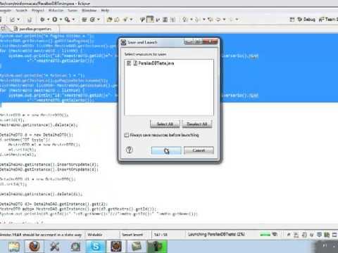 [Parallax 3.0] ParallaxDB - Framework de persistencia Android.& Desktop