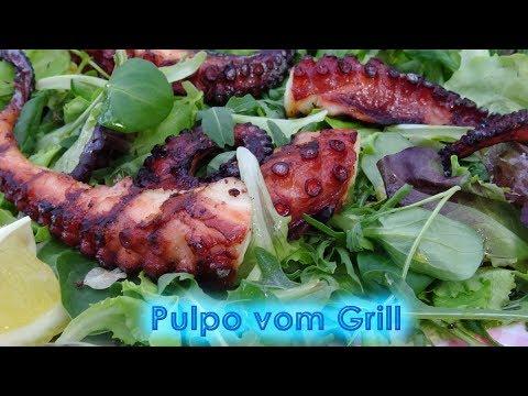 #225: Pulpo vom Grill (Porta Chef 320)