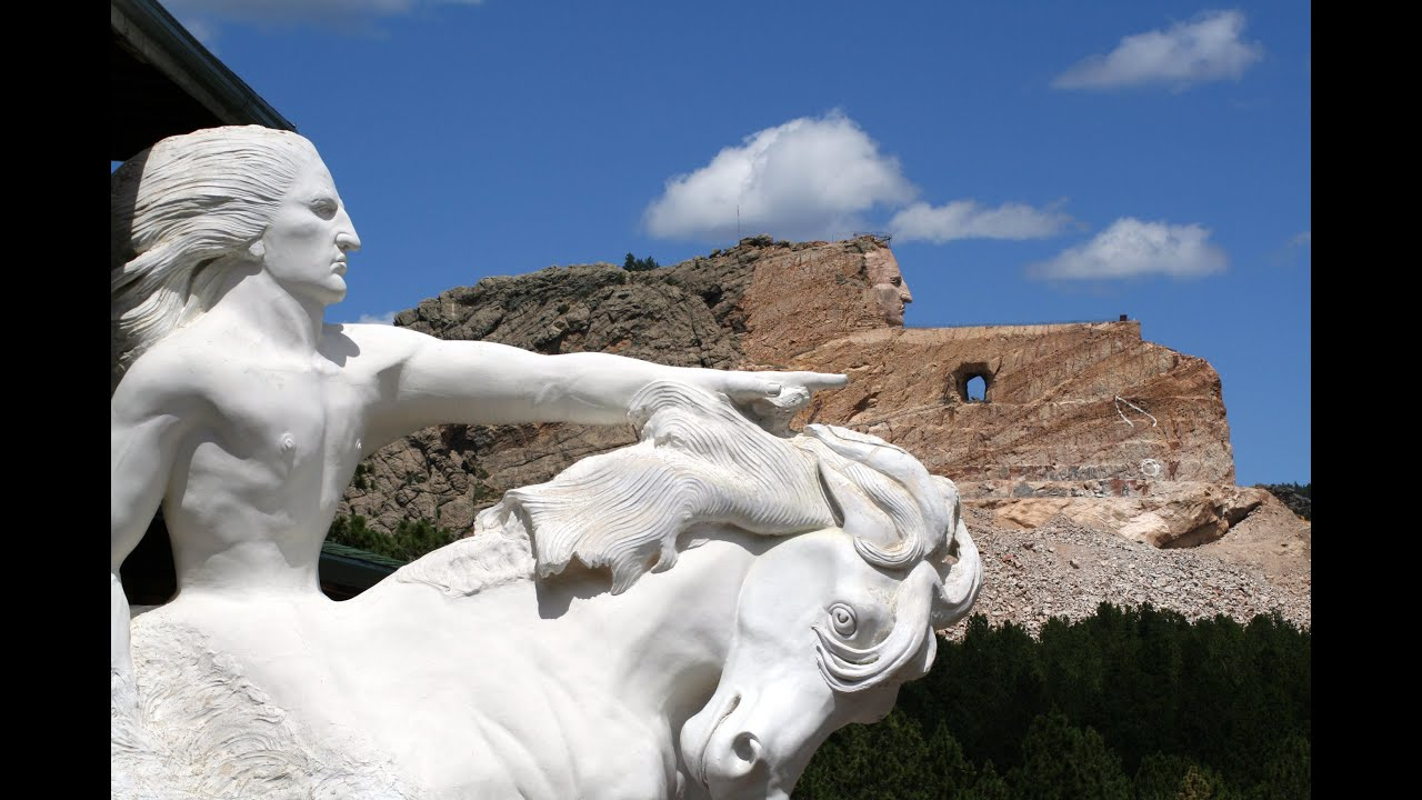 2 176 Usa Amazing Places On The World Crazy Horse South Dakota