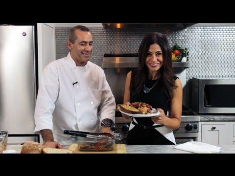 RECIPE for Chicken Cacciatore - Celebrity Taste Makers S01E03
