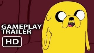 Adventure Time Gameplay Trailer
