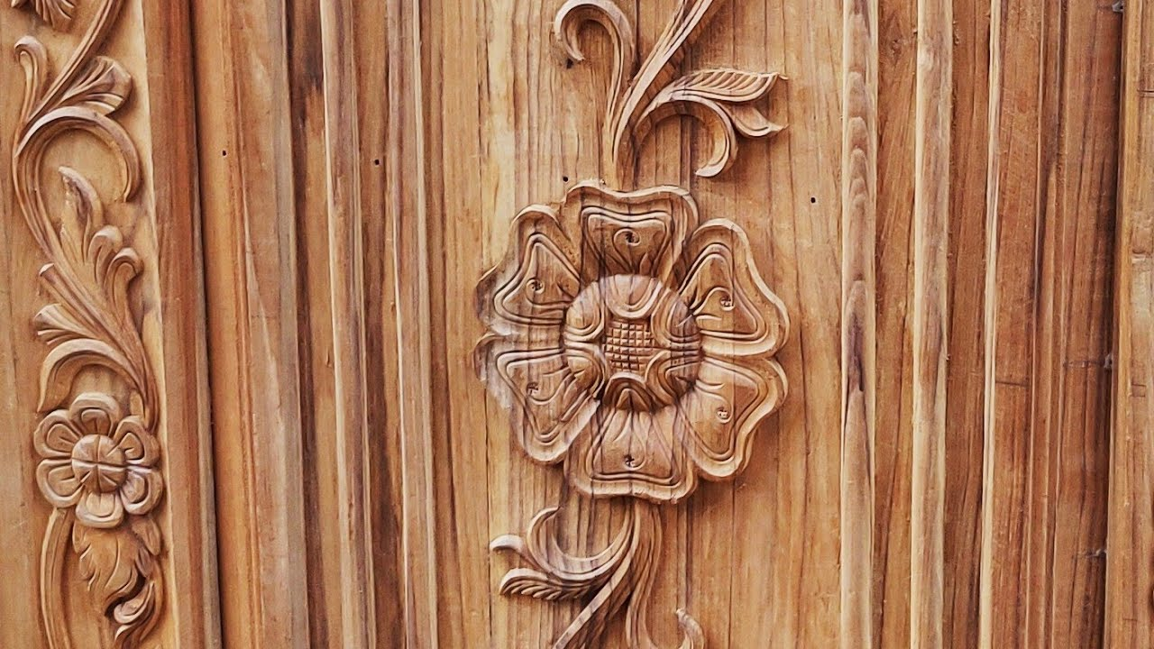 Wood Carving latest training model wood Carving designing super wood carving Mahindra AP