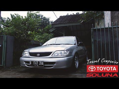 My Travel Companion - A Toyota Soluna Story