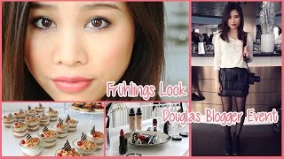 FRESH & NATURAL SPRING LOOK + VERLOSUNG! | Douglas BloggerEvent | Kisu